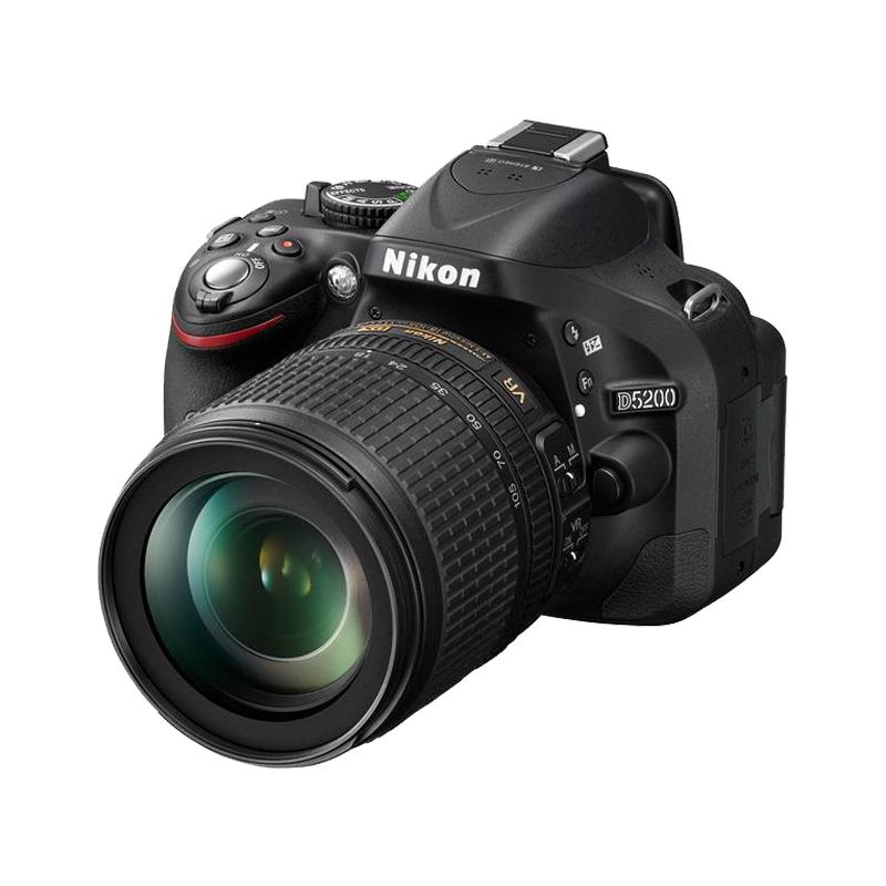 尼康 D5200 (18-55 VR)