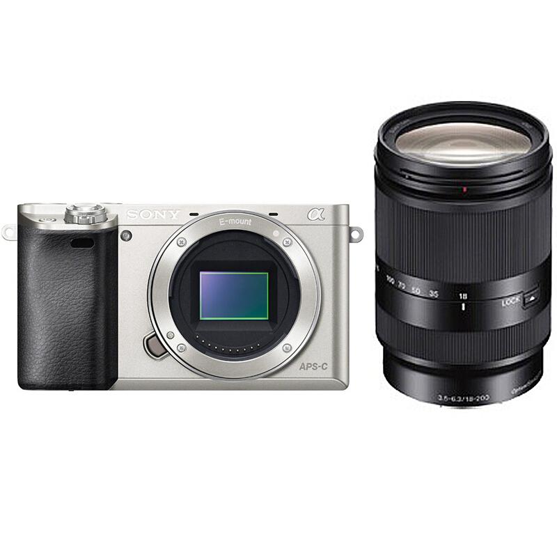 索尼ILCE-6000双头套机(E PZ 16-50mm, E 30mm)