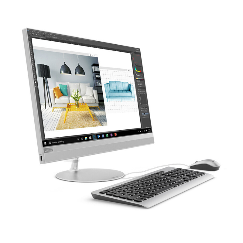 联想 (Lenovo)AIO 520 致美一体机23.8英寸