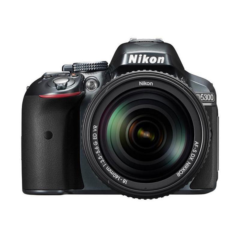 尼康 D5300 套机(18-55mm VR)