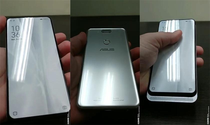 华硕新机Zenfone 6双滑盖设计曝光,全新交互体验