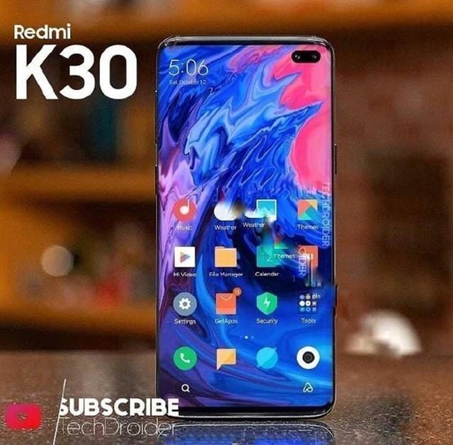 """红米将迎""""高光时刻"""",卢伟兵:K30 5G系列会是爆款"""