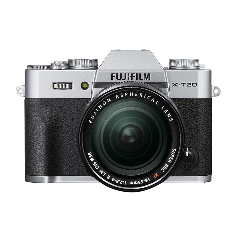 富士X-T20(配XF 18-55mm镜头)