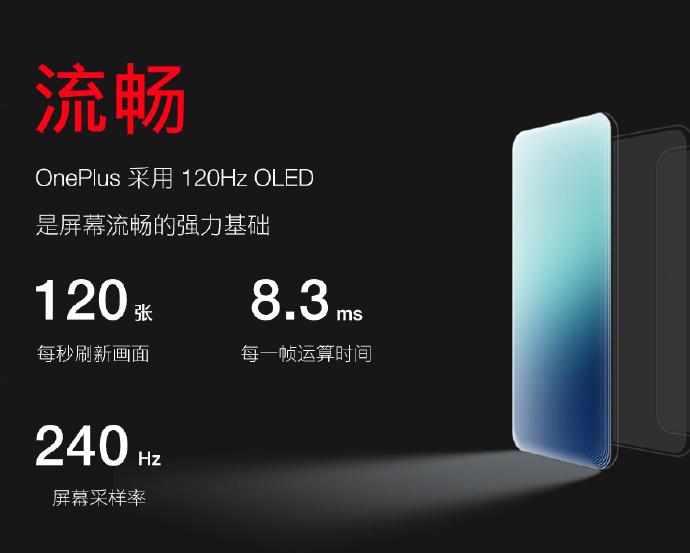 OnePlus一加屏幕技术公布,或将采用在OnePlus 8 Pro上!