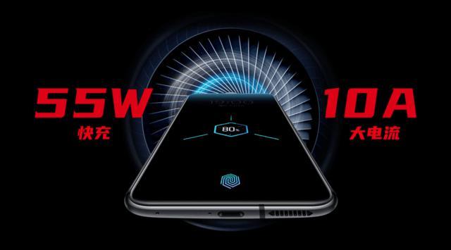 进击中的电竞手机,努比亚红魔5G香不香?