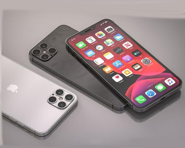 iPhone12渲染图浓浓iPhone 4味,要致敬经典?