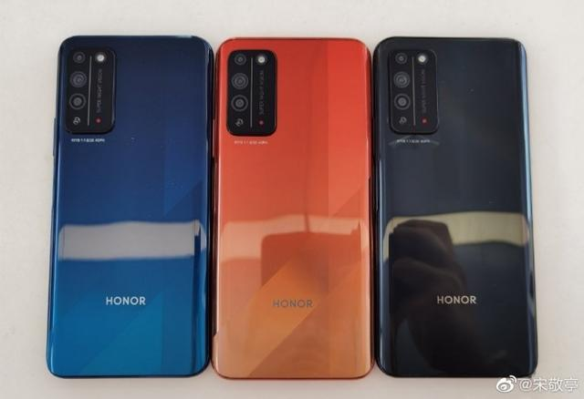 速回收·聊数码:荣耀X10三款配色真机亮相,喜欢哪款?