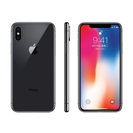 iPhonex 国行黑色 64g