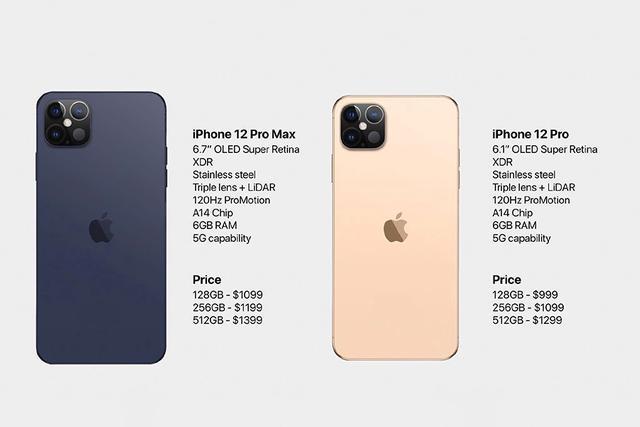 """""""乔布斯""""风格iPhone 12售价或比iPhone 11高1400元"""
