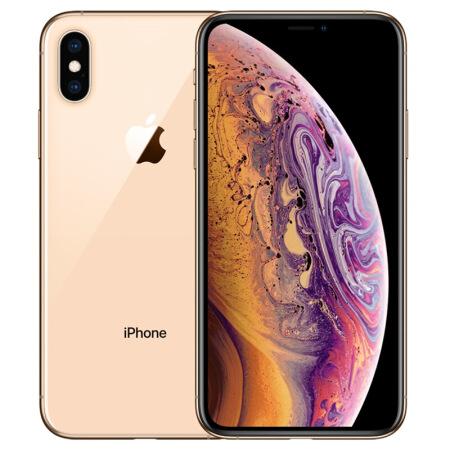 iPhonexsmax 国行 金色 64g