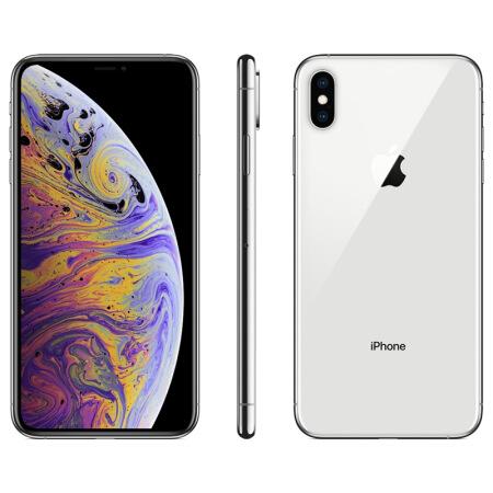 iPhonexsmax 国行 银色 256g