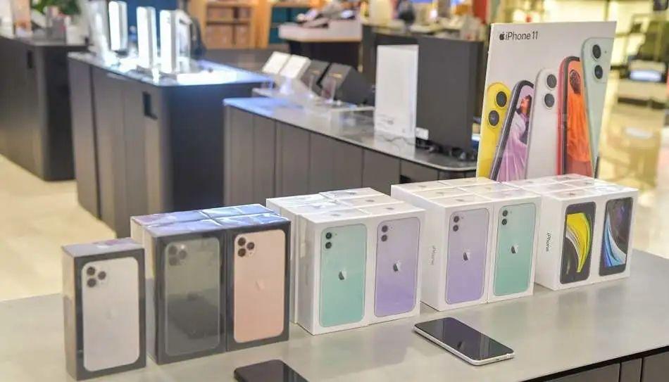 iPhone海南的免税政策上线,港版的价格,享受国行的品质