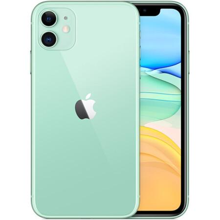 iPhone11 国行 绿色64g 全国联保