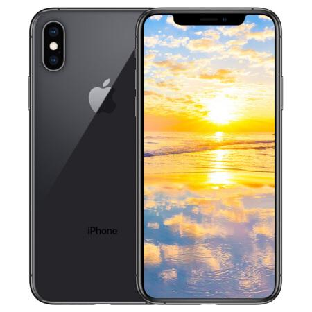 iPhonex 国行 黑色 256g