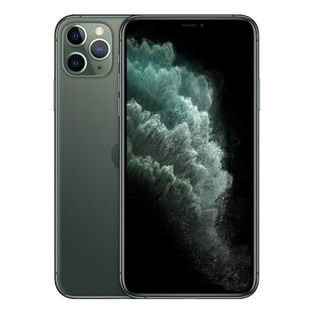 iPhone11promax 国行 绿色 64g