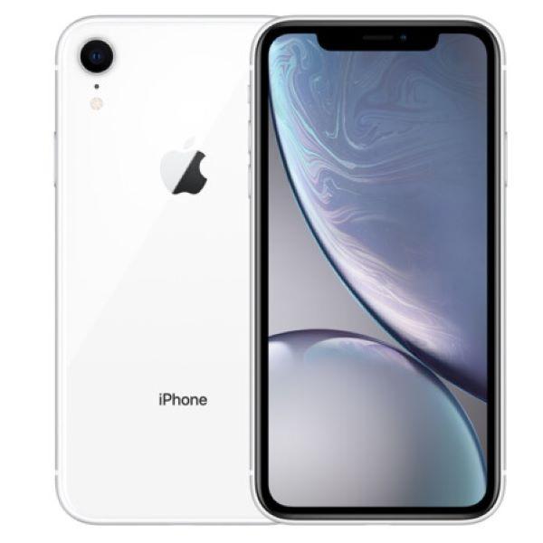 iPhoneXR 国行 白色 64g
