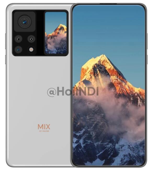 手机速回收网:网曝小米MIX 4入网,将再次引爆市场?