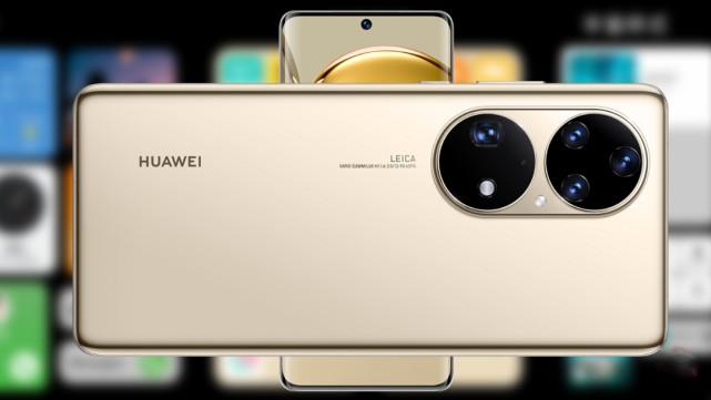手机速回收网:没有5G的华为P50系列,有哪些亮点呢?